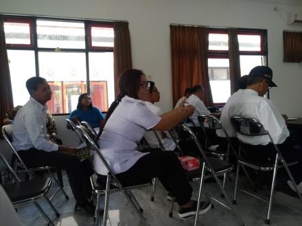 """Rapat Koordinasi Persiapan Festival Kecamatan Kubutambahan """"Passbukrya III Tahun 2018"""
